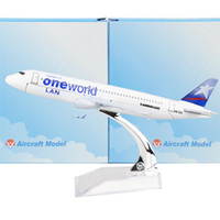 alliance airlines - LAN Airlines Oneworld Alliance A320 cm Arplane Child Airplane Models Toys Birthday Christmas Gift For Mens