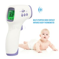 Wholesale Multi Function Baby Adult Thermometer Digital Non contact Infrared Forehead Body Termometro Gun Diagnostic tool