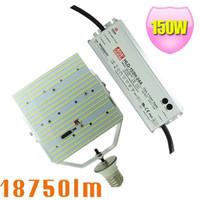 achat en gros de hid e39-ETL Jeu de rétroéquipement LED 150W E39 E40 Remplacer 1000W HPS / HID boîte à chaussures street parking light