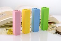 Wholesale New mAh Emergency USB Perfume Power Bank Charger for for iphone5 S S Samsung galaxy Charging treasure