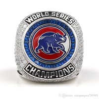 Wholesale Chicago CUBS Baseball world series Championship Ring size