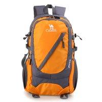 Wholesale Outdoor backpack Nylon shoulder bag Male and female students travel backpack