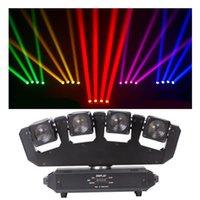 beam wave - DJ Lighting WAVE RGBW W LED DMX Moving Head Beam Stage Light Disco Party Dynamic Effect