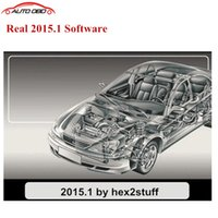 Wholesale 2015 R1 test more cars for new vci with software on cd for wow snooper