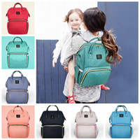 As Pictures travel bag branded - Mommy Backpack Brand Nappies Bags Fashion Mother Backpack Diaper Maternity Backpacks Large Outdoor Stylish Travel Bags Organizer New B2179