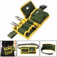 Wholesale Multifunctional Tool Bag Pouch Holder Electrician Waist Pack Belt Work Bag