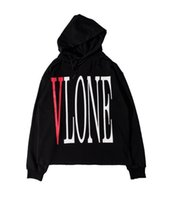 Wholesale Winter Latest Vlone Friends Hoodie Kanye West Brand Clothing High Quality Men Women Palace Skateboard Y3 Shark Hoodies