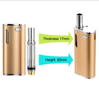 best bins - H10 CBD Oil Starter Kit mah W TC Box Mod Best E cig With Upgraded CE3 Atomizer Magnetic Ecigarette Bin Vaporizer