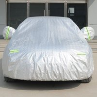 Wholesale Universal Car Covers Cloth Styling Auto Parts Sunshade Heat Protection Waterproof Dustproof Anti UV Scratch Resistant Sedan
