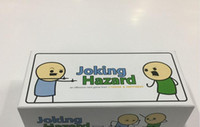 Wholesale Joking Hazard Party Game Funny Games For Adults With Retail Box Comic Strips Card Games Hot Sell B1137