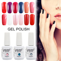 Wholesale Saviland Gel Varnish ml Gelpolish Nail Lacquer Esmalte Permanente Vernis Gel UV Lamp Soak Off Nail Polish