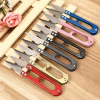 best sewing thread - Best Sewing Scissors Tailor Scissors Sewing Snip Thread Cutter Scissors Cross Stitch Scissors Craft Home Tool Color random