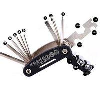 Wholesale 15 in Bike Bicycle Repair Tool Set Hex Wrench Screwdrivers Nut Tools Hex Key Bicicleta Bicycle Repairing Tools