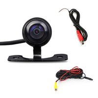 Wholesale 12V Mini Color CCD Reverse Backup Car Front Rear View Camera