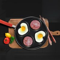 Wholesale Drop Shipping CM loving heart omelette non stick pan breakfast eggs frying pot