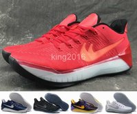 ads trainer - 2017 Man Kobe XII A D Basketball Shoes For Men High Quality Cheap KB s AD Mens Sport Sneakers Trainers Size