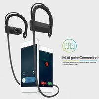 apt electronics - Q12 Stereo Headphone Bluetooth EDR CSR8635 APT X In ear Earphone Hands free with Mic for Android iOS Smart Phones Electronics V2639