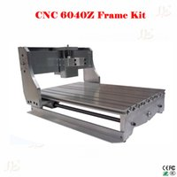 ball srew - CNC Z CNC Router Engraver frame with ball srew engraving Machine frame