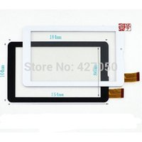 Wholesale Free Film Original New Touch screen Digitizer quot Mystery MID G Tablet Touch panel Glass Sensor replacement
