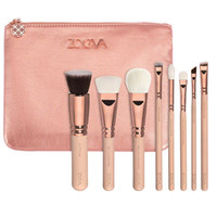 Wholesale Zoeva Makeup Brush Set Brand Make Up Brushes Sets Beauty Professional Burshes Tool Kit with Wood Handle