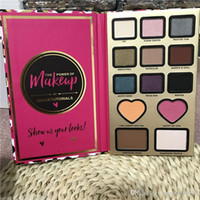 Wholesale The Power of Makeup by Nikkie Tutorials Cosmetics Palette Set contains eyeshadow Blusher one Bronzer and Highlighter Free DHL