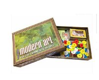 art board games - Modern Art board game family party table game cards puzzle toys portable boxed for player