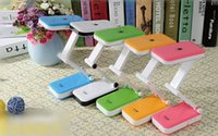 Wholesale Foldable Led Desk Lamp Rechargeable LED Table Light With LED Bulbs Portable Folding Touch Controlled Table Night Reading Light
