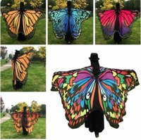 Wholesale Whole Sale Printed Butterfly Beach Towel Indian Mandala Printed Shwal Tapestry Hippie Chiffon Wall Hanging Tapestries Beach Towel x150cm
