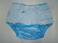 Wholesale 2 pieces ADULT BABY incontinence PLASTIC PANTS P003