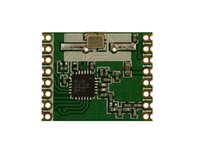 Wholesale factory Outlet RFM67W dbm mhz RF Transmitter Module and MHz license free ISM band new in original in stock