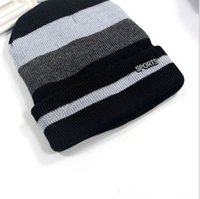 Wholesale Fashion Men Women Winter Warm Knitted Hat Christmas Gift Lover s Hat Family s Hat Walking Jogging