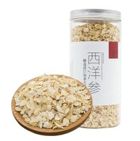 american ginseng - Panax quinquefolium slices Canadian imports American ginseng slices American ginseng tablets tonic g