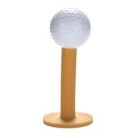 Wholesale New Arrival Durable Rubber Golf Tee Beginner Trainer Practice Training Golf Ball Holder Golf Accessories MM MD0184