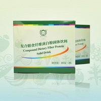 Wholesale Kang Tingrui authentic composite dietary fiber protein powder solid beverage bags of protein magic fiber products