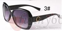 al por mayor deportivos marcas playas-Los hombres adumbral a estrenar de las gafas de sol de la manera de la mujer que completan un ciclo los vidrios de Sun del deporte que conducen los anteojos 3colors A ++ de los vidrios de Sun de la playa LIBERAN EL ENVÍO