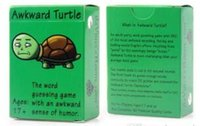 Wholesale 777 Novelty Playing Cards Game Awkward Turtle The Adult Party Word Game With A Crude Sense Of Humor English Word Gues OOO