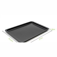 aluminum dish - Nonstick Bakeware Baking and Cookie Pan Natural Aluminum Commercial Baker s Half Sheet Non Stick Cookie Sheet Nonstick Bakeware Baking Pan