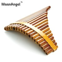 F bamboo flute making - Professional Pan Flutes pan pipes F Key Pipes open hole flute naiul Bamboo made Flauta Handmade Panflute bamboo panpipes