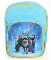 Wholesale FROZEN children s school bag kids school bags kids backpacks cartoon backpacks for kids school backpacks kids schoolbags frozen schoolbags