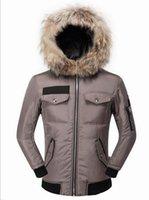 al por mayor ropa al por mayor nueva gama alta-Venta al por mayor o venta al por menor 2016 nuevos hombres de algodón casual con capucha de gama alta de ropa de abrigo
