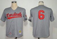 Wholesale St Louis Cardinals Stan Musial Matt Holliday Roger Maris Jersey Baseball Jerseys