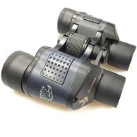 Wholesale 60x60 M Outdoor Waterproof Telescope High Power Definition Binoculos Night Vision Hunting Binoculars Monocular Telescopio
