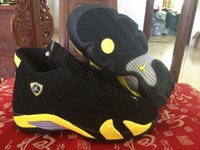 Wholesale Air RR Jordan Retro Thunder Black Vibrant Yellow Jordans Retros s Yellow White Thunder With shoes Box