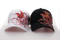 Wholesale new fashion hot women adjustable cotton hip hop baseball cap outdoor sports hat with big flower butterfly embroidery