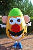Wholesale 2017 new Mr Potato Head Cartoon Christmas Halloween mascot costume masquerade costume free postage