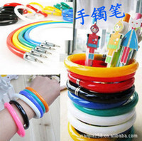 Wholesale Multi Function Pen WHAT IS THIS novelty toys funny gadgets funny pen Magic Bracelet pen pen Z233 SZB