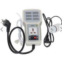 Wholesale HP9800 V A Electric Hand Held Power Meter Power Socket Tester