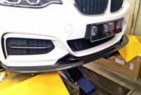 Wholesale Carbon Fiber Front Lip Spoiler F22 i i Series M Sport Bumper Fit For BMW
