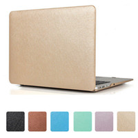 No apple macbook touch - MacBook Pro Case Silk Soft Touch Folio Cover for MacBook Air Pro Retina with Touch Bar