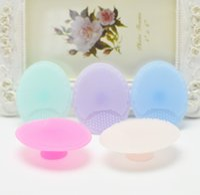 bath production - Mold production baby shampoo brush baby silicone massage shampoo silicone silicone brush